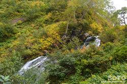 愛山渓沼の平(村雨の滝3)