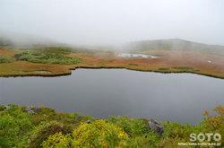 愛山渓沼の平(半月沼)