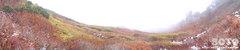 秋の黒岳登山(4)
