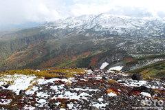 秋の黒岳登山(10)