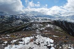 秋の黒岳登山(14)