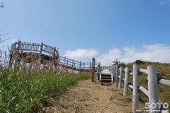 白湯山自然観察路(展望台)