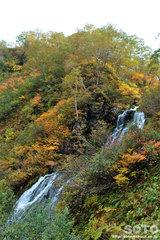 沼の平(村雨の滝)