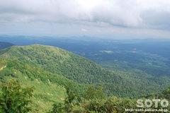 敏音知岳登山(頂上1)