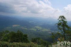敏音知岳登山(頂上2)
