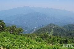 黒岳登山(1)