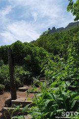 黒岳登山(9合目)