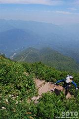 黒岳登山(4)