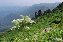 黒岳登山(5)