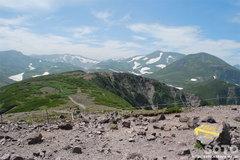 黒岳山頂(2)