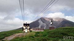 旭岳登山(ロープウェイ)