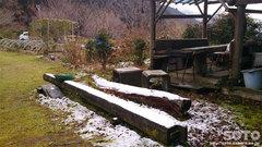 2015/02/06山小屋の庭