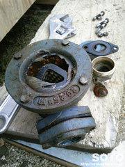水道管の部品